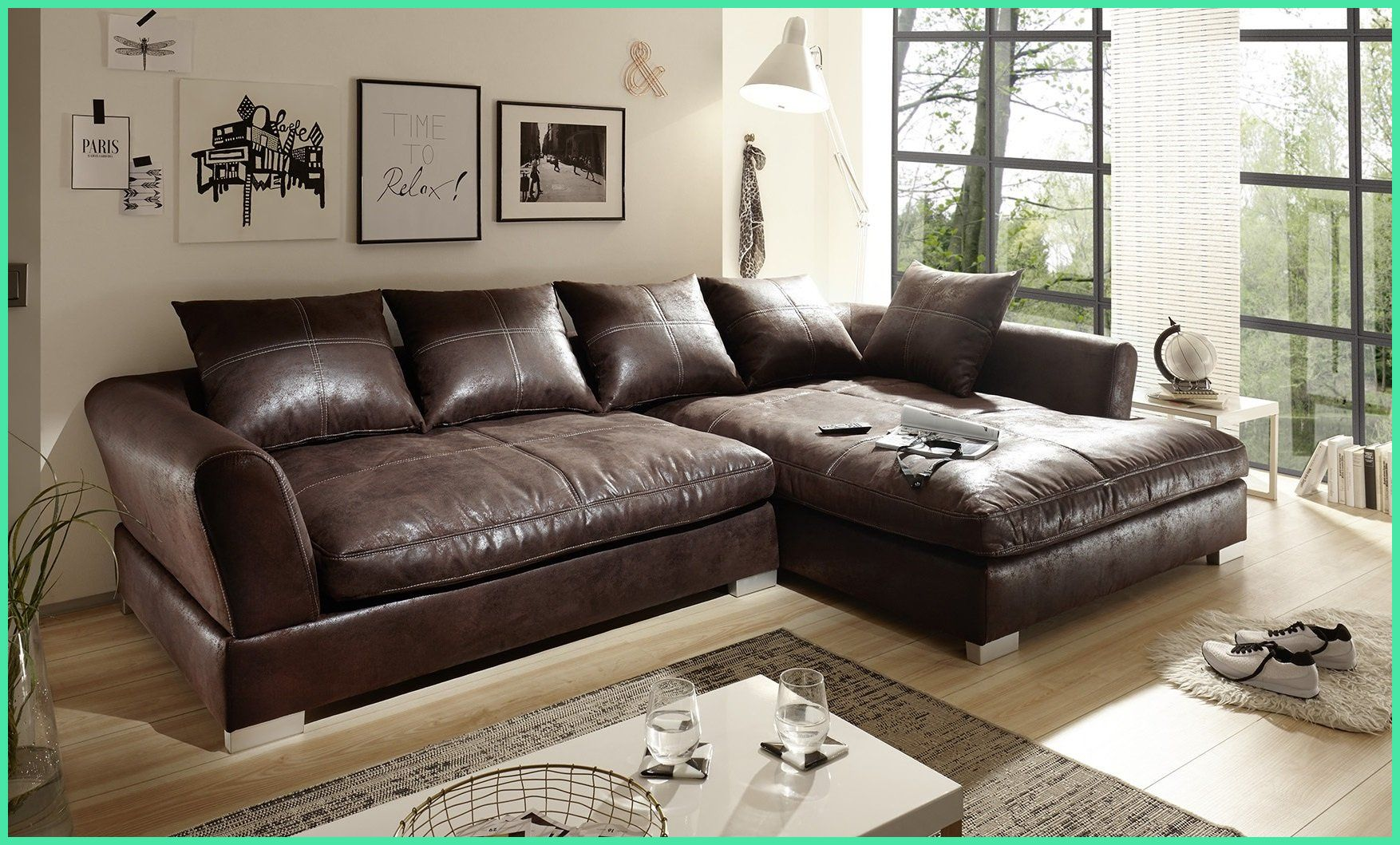 15 Anstandig Big Sofa Ecksofa Oversized Sectional Sofa Vintage Sofa Living Room Leather