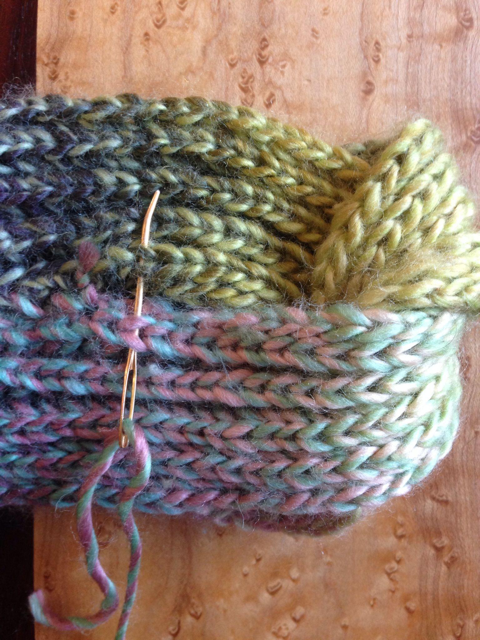Brioche Turban — A Free Pattern | Free pattern, Knitting ...