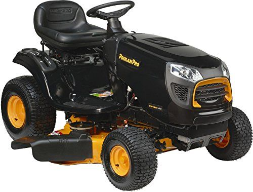 Poulan Pro 960420182 Briggs 155 hp Automatic Hydrostatic
