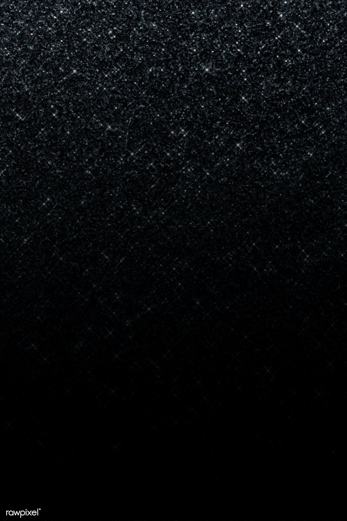 Download Premium Image Of Black Glitter Textured Background 2281079 Black Sparkle Background Black Glitter Sparkles Background