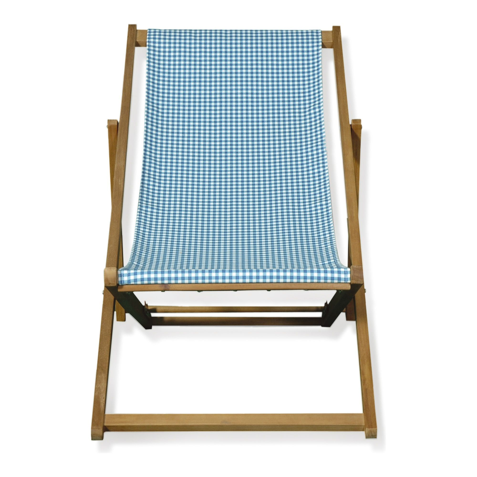 Vichy Chaises bleu 4 Chilienne longues positions vichy uPZXiOk