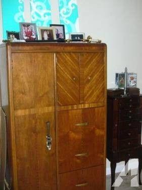 1920 S Art Deco Bedroom Chiffarobe Bedroom Furniture For Sale Art Deco Bedroom Bedroom Furniture