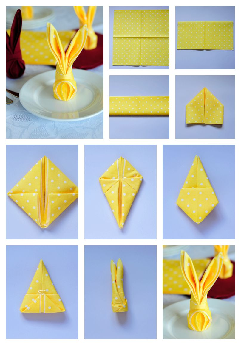 salveta - zec   Ostern   Pinterest   Origami and Craft