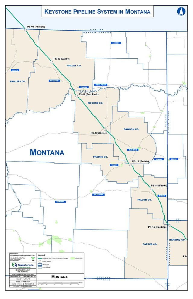 Keystone XL Pipeline - Montana Map | Places I've been and things I on keystone pipeline contractors, keystone pipeline map us, new keystone pipeline revised map, arctic pipeline map, northern gateway pipeline map, middle east map, bakken pipeline map, nexus gas transmission pipeline map, keystone pipeline map ok, keystone pipeline project, et rover pipeline map, enbridge pipeline map, ogallala aquifer map, sandpiper pipeline map, barack obama map, ohio pipeline map, petroleum pipeline map, alaska pipeline map, strategic relocation north american map, north american pipeline map,