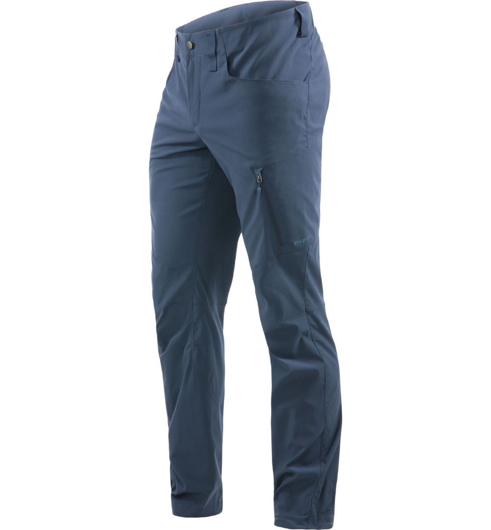 Mid Fjell Pant Men Men Tarn Blue Men S Pants Haglofs Blue Pants Men Mens Pants Pants
