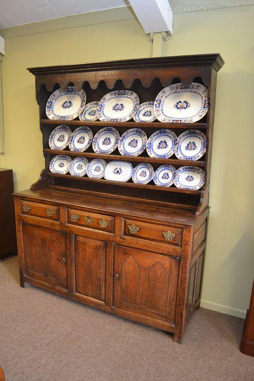 Oak Welsh Dresser C1800   Antiques Atlas. Oak Welsh Dresser C1800   Antiques Atlas   China cabinet