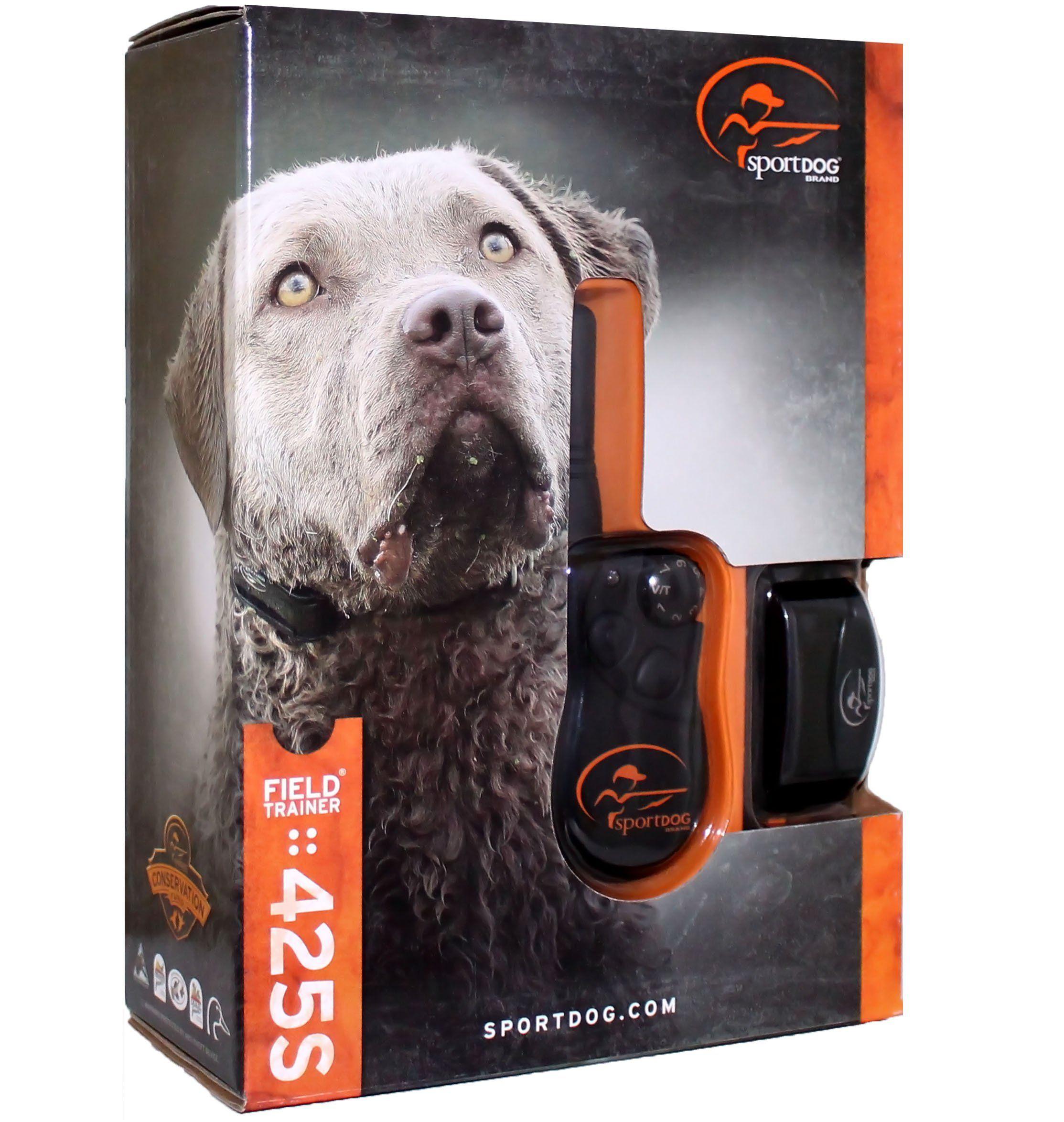 Sportdog Brand Fieldtrainer 425s Stubborn Dog Remote Trainer 500