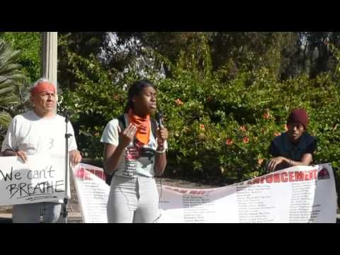 400 People Come to Balboa Park for the Million Man March | Reporting San Diego