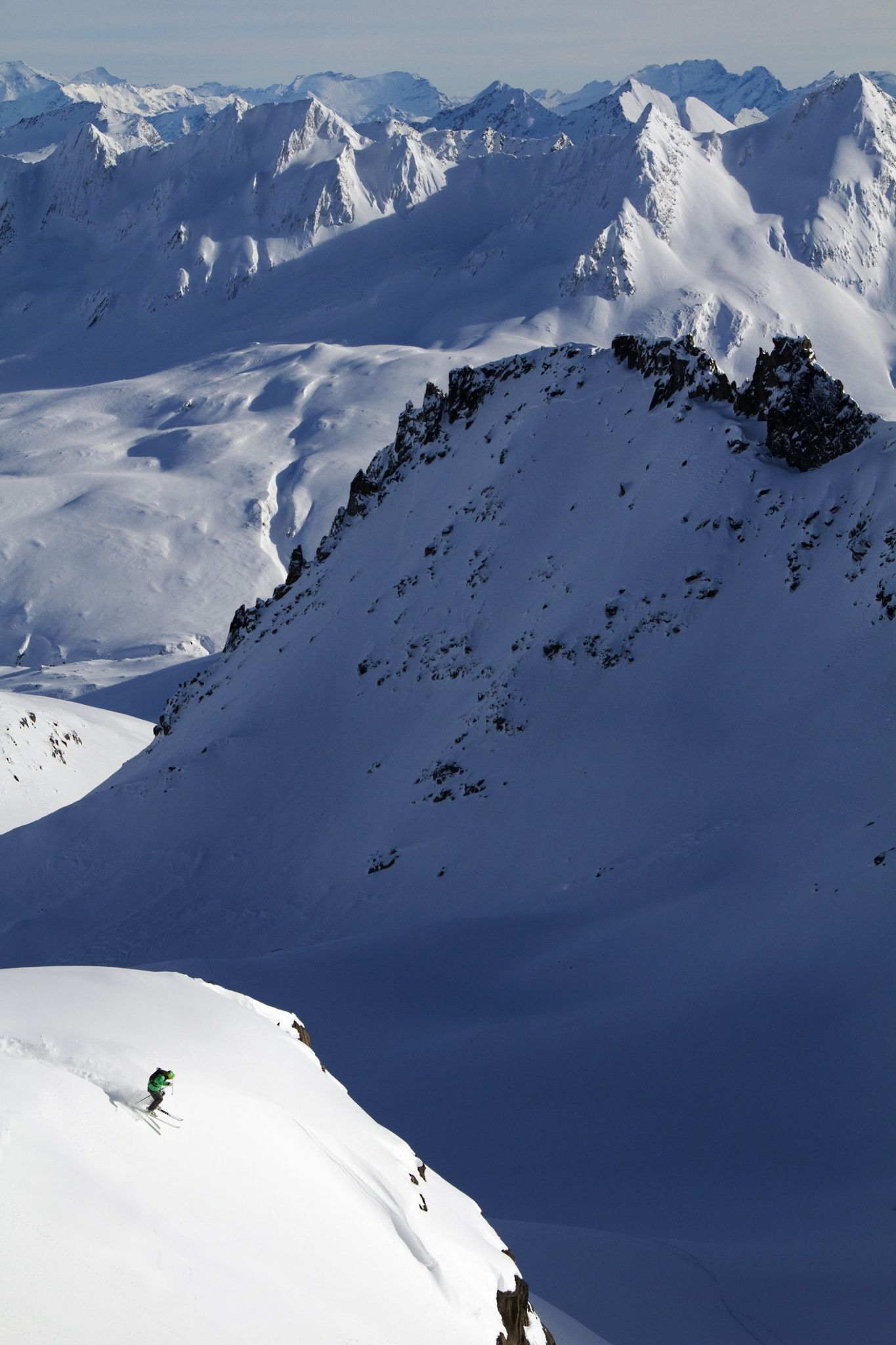 Dropping into Andermatt by Brad Hays on 500px