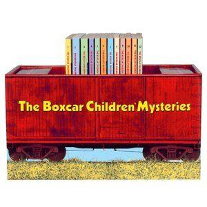 Boxcar Children Bookshelf (Books #1-12)