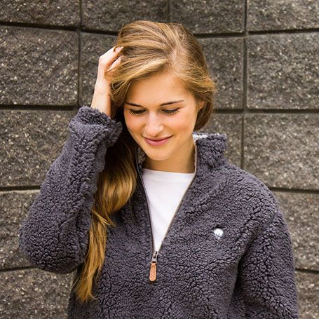 Shop Women's Sherpa Pullovers | fleece jackets I want | Pinterest ...