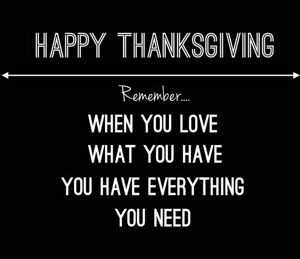 Deep Thanksgiving Quotes: 19 Thanksgiving Quotes To Make You Thankful