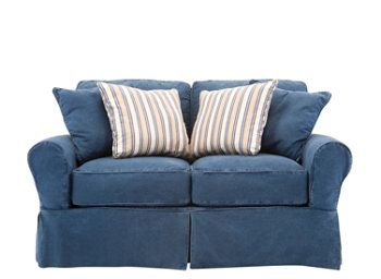 Cindy Crawford S Denim Furniture Hilarious Home