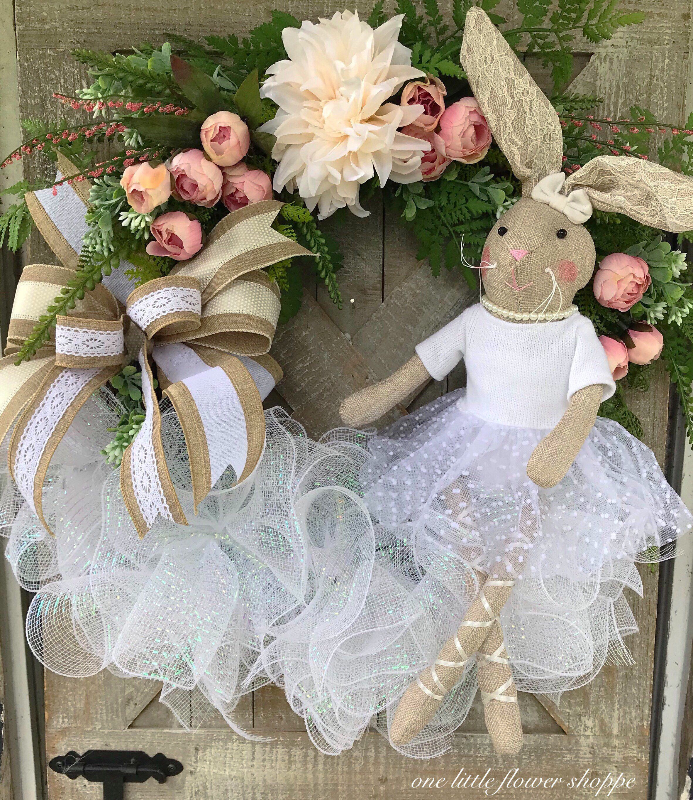 Ballet Wreath Little Girl Bedroom Decor Ballet Bedroom