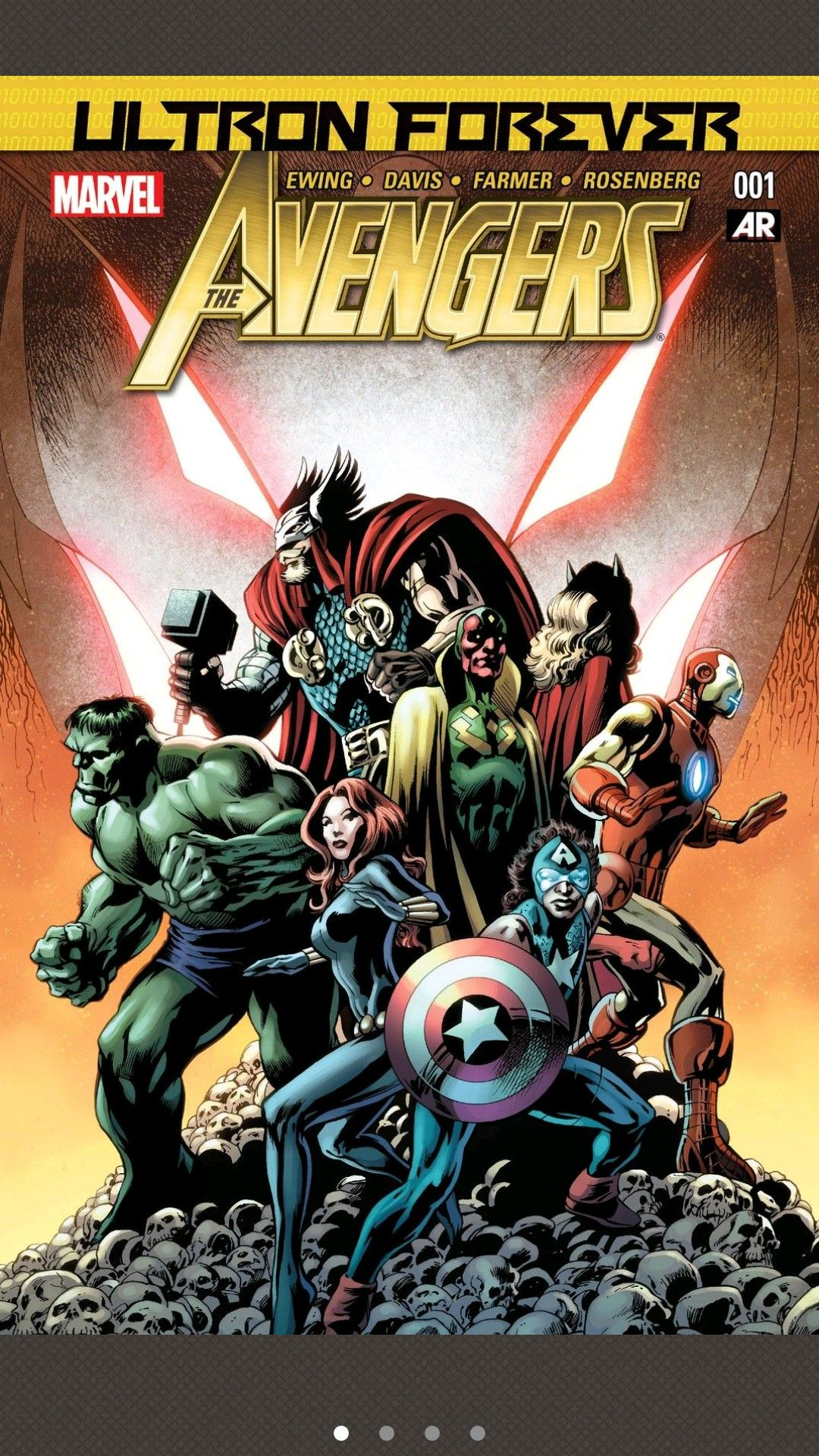 Pin by Trekkers & StarWarsFans on Covers Marvel Comics