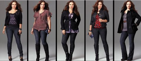 Plus Size Clothing Styles