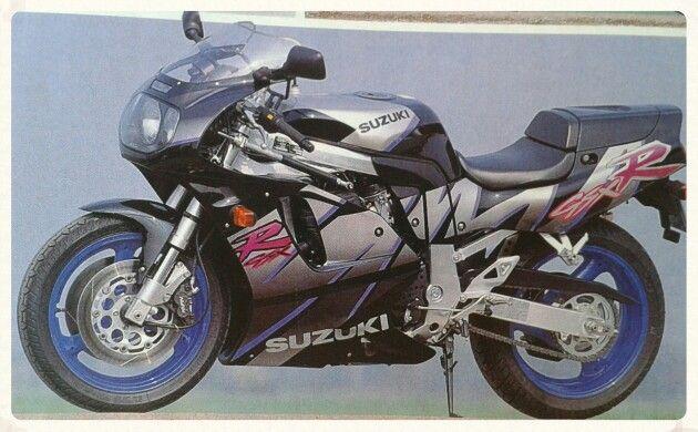 Suzuki Gsxr 750 92