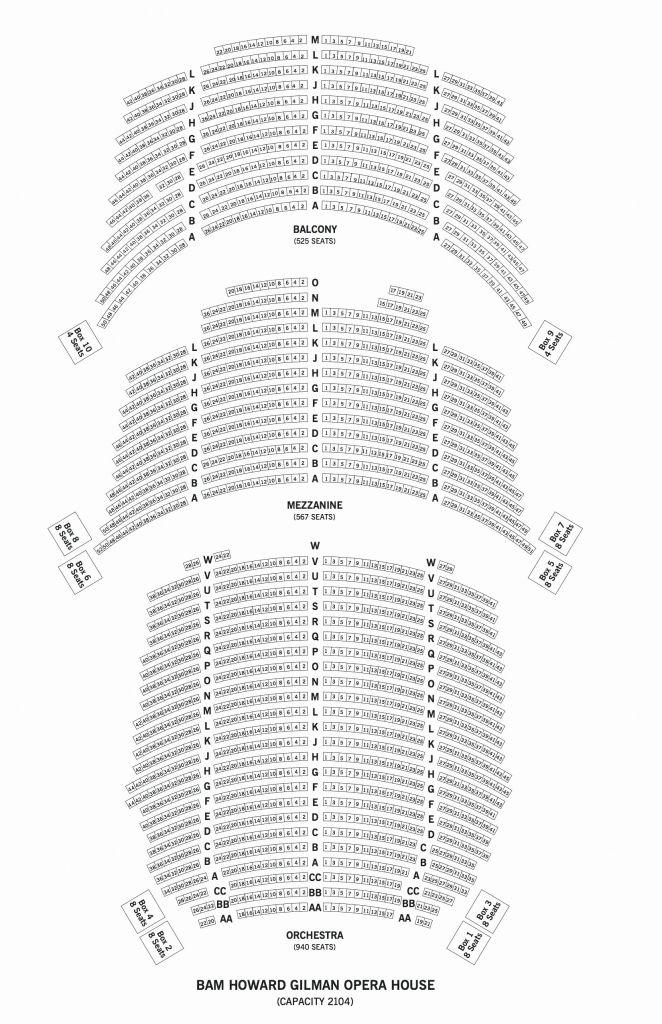 The Most Incredible As Well As Beautiful Fox Theatre Seating Chart Atlanta Ga