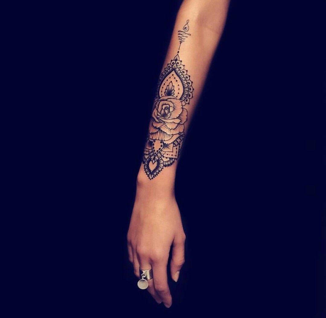 31++ Tatouage femme avant bras mandala trends