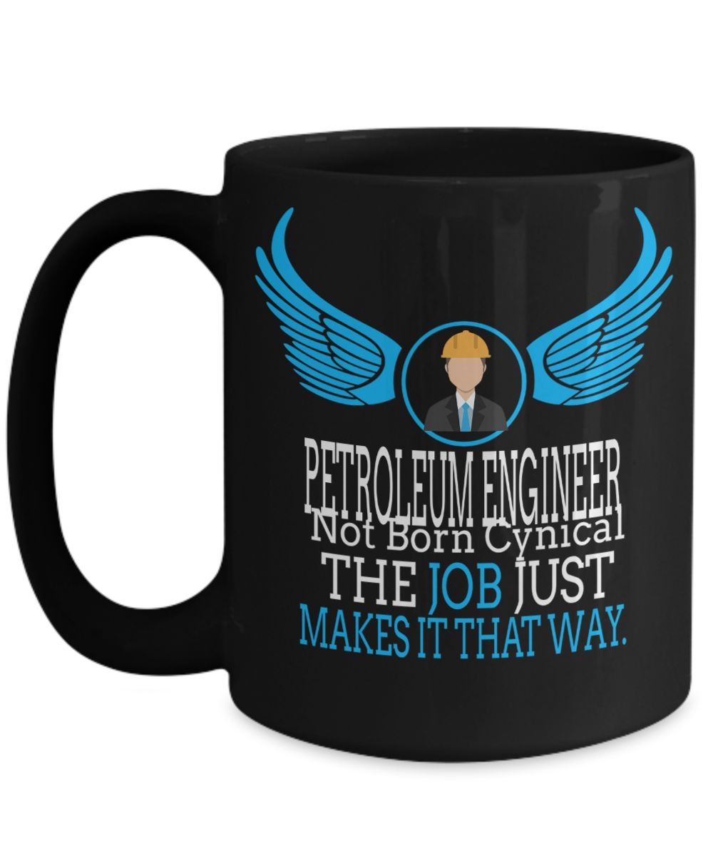Petroleum Engineering Gifts  Petroleum Engineer Mug  Oz