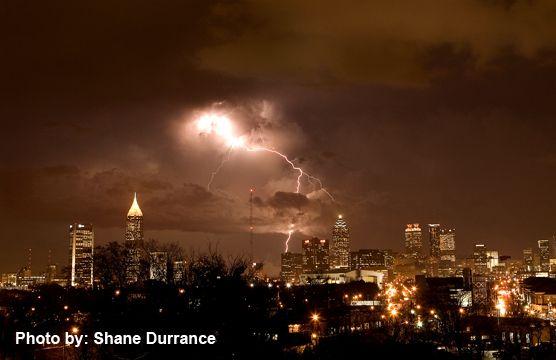 Atlanta Tornado 2008 Georgia History States In America Photo
