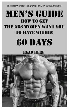 men's guide how to get the abs women want you to have