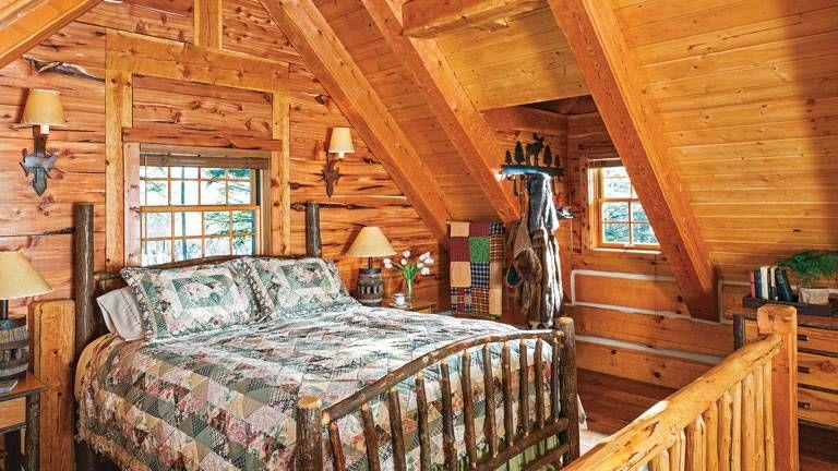 Jack Hanna's Montana Log Cabin Getaway | Log cabin ...