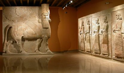 Assyrian - from The Oriental Institute
