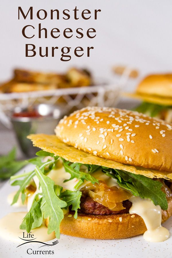 The Best Loaded Burger Ideas
