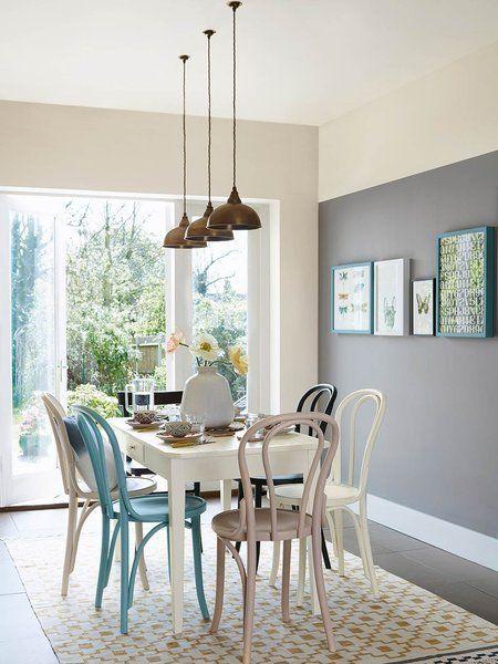 Espacios con alma, cómo combinar los colores en las paredes | casa ...