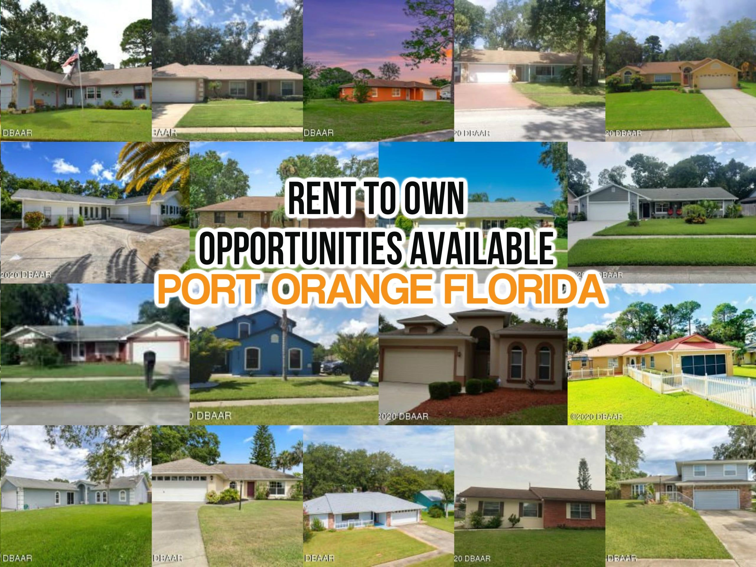 15 Homes you could Rent To Own in Port Orange Florida in