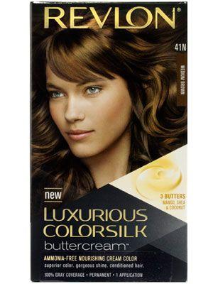 """Résultat de recherche d'images pour """"Revlon Luxurious ColorSilk"""""""