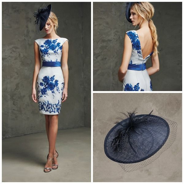Navy Hat By Ovias Confetti Co Uk