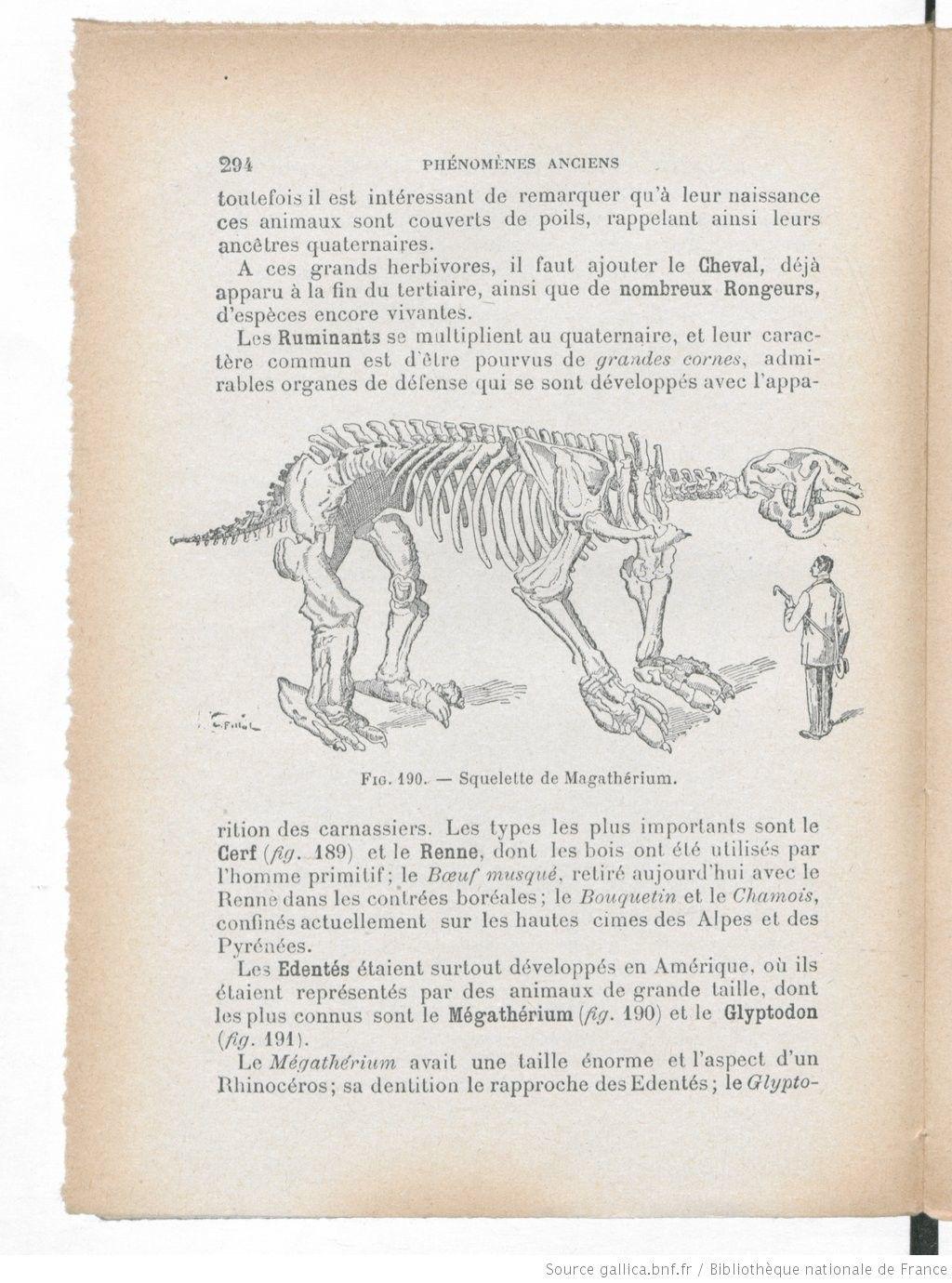 Géologie, accompagnée de nombreux dessins, photogravures, tableaux synoptiques, résumés, lectures par Henri Coupin... et E. Boudret... 1er cycle, classe de 4e A et B. 4e édition... | 1919