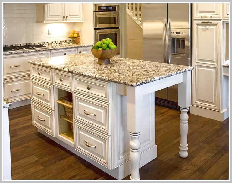 Granite Top Kitchen Island With Seating Home Design Ideas Improvements Refference White
