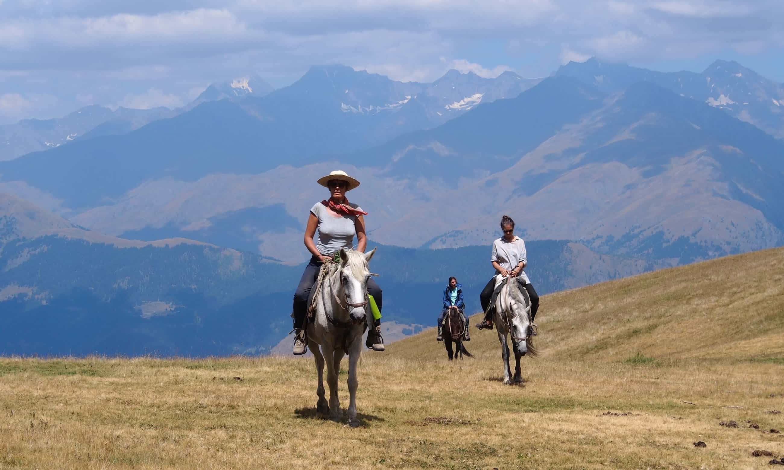splendour trekking in the Caucasus Trekking