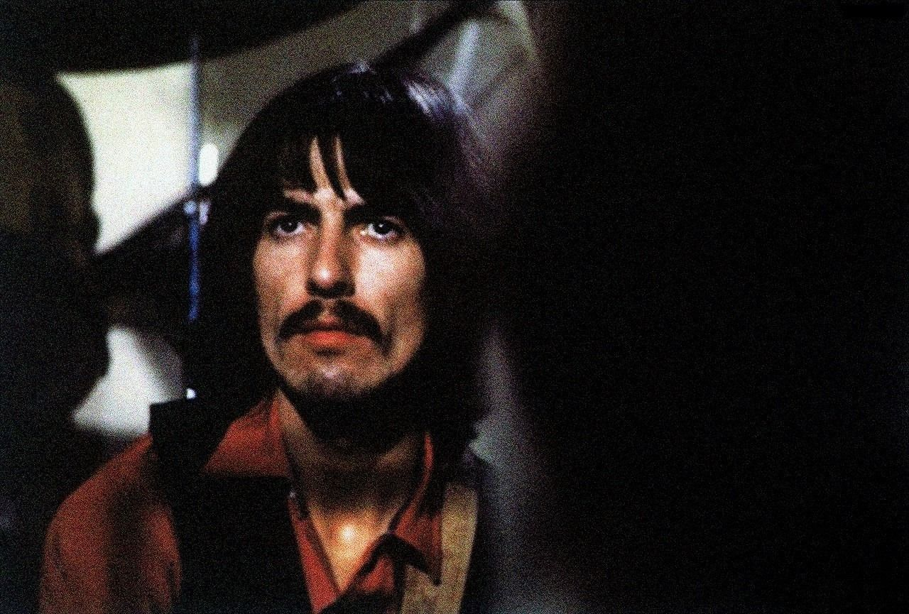 GeorgeHarrison Let It Be Sessions January 1969