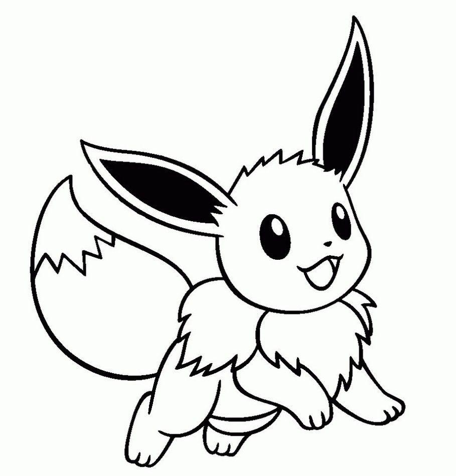 Free Pokemon Coloring Pages Eevee Pokemon Coloring Pages Pokemon Coloring Pokemon Drawings