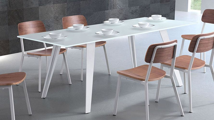 Hans Dining Table Pinterest Office furniture, Dining and Modern