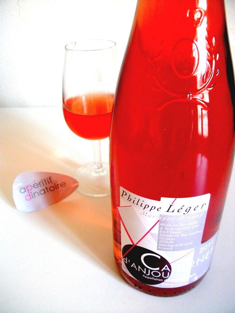 Cabernet D Anjou Mon Aperitif Dinatoire Wine Bottle Aperitif Rose Wine Bottle