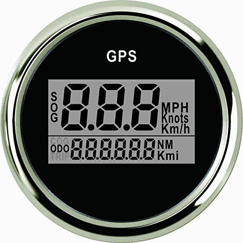 Eling Waterproof Digital Gps Speedometer Odometer For Auto