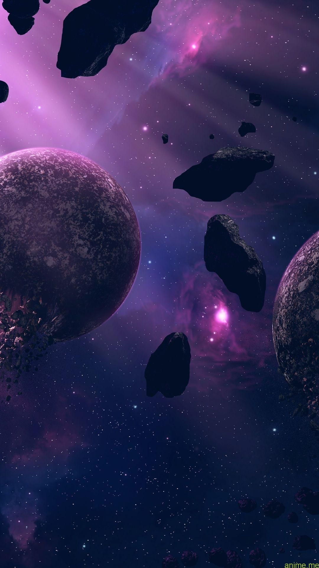 Aesthetic Outer Space Wallpaper