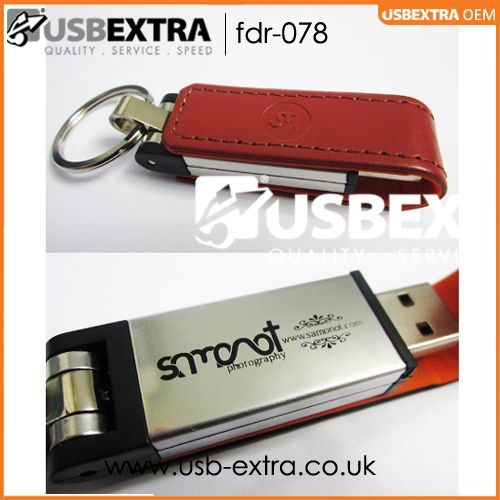 Metal Usb Casing And Logo Embossed