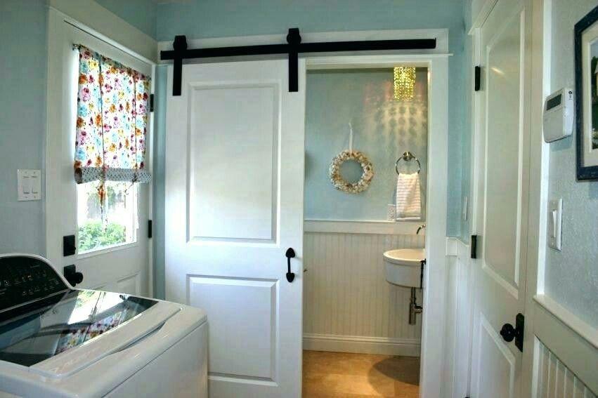 Pin By My Info On Farmhouse Baths Laundry Room Bathroom Laundry Bathroom Combo Basement Laundry Room