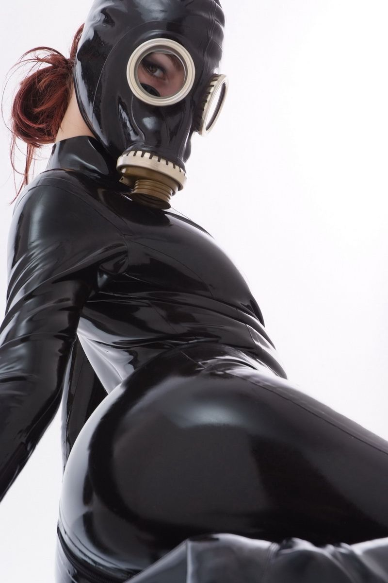Gas mask fetish pictures piss three