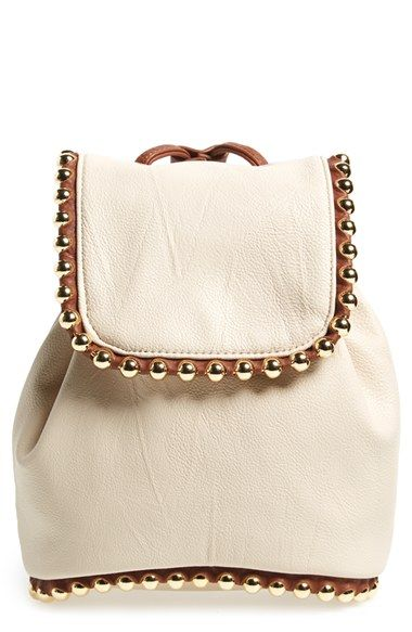 Buddha Studded Mini Backpack Available At Nordstrom