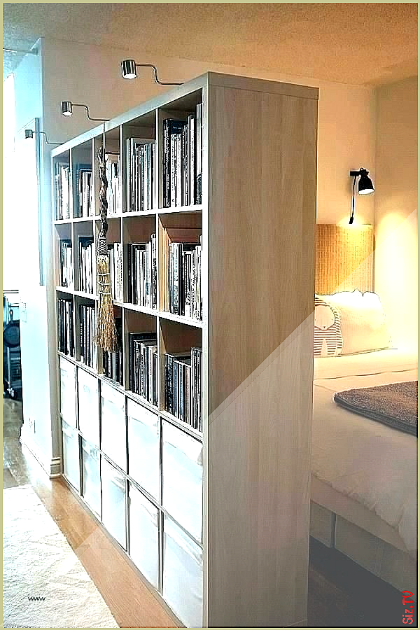 Ikea Bookshelf Room Divider Shelf As By Via Ideas Kallax Creator