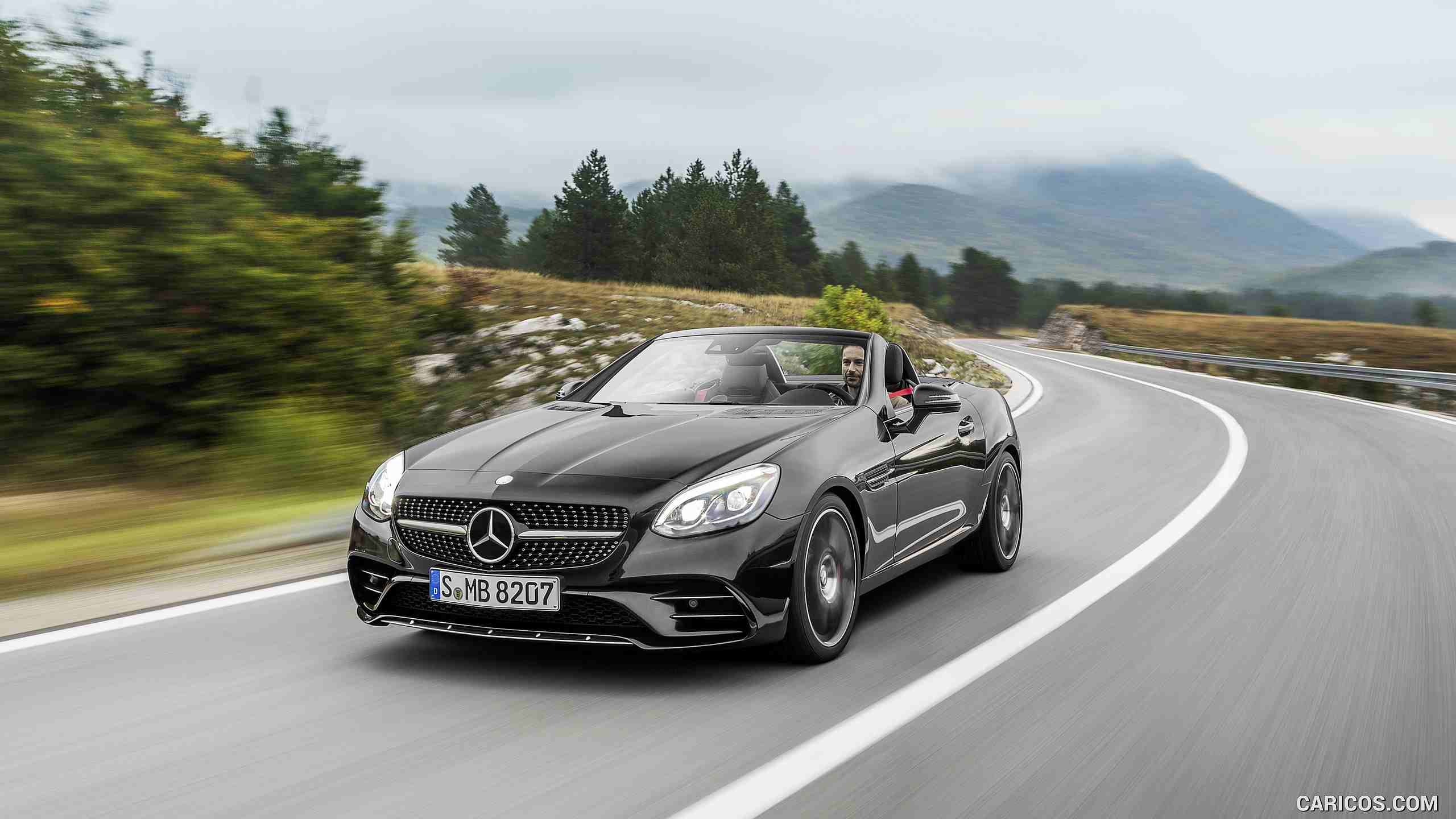 Key Features Of The Mercedes Amg Slc 43 Bmw Convertible Bmw Sports Cars Luxury