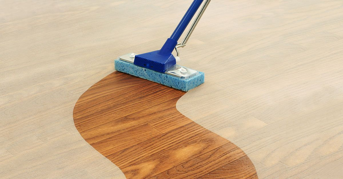 Many Wood Floor Cleaners Are Bad For Wood Floors Bottom Line Inc Wood Floor Cleaner Cleaning Vinyl Floors Mopping Hardwood Floors