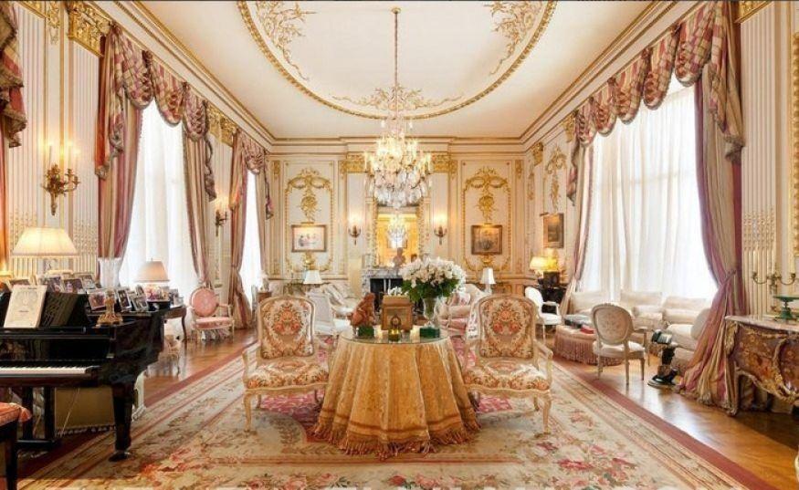 New York: Die Immobilie im Stile Versailles von Joan Rivers ist nun 30 Millionen Dollar wert